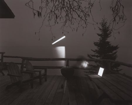 Matthew Pillsbury-Full Moon Over Beaver Bay, Monday May 23Rd, 9:52-10:46Pm-2005