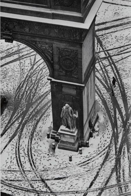 Andre Kertesz-Washington Square-1966