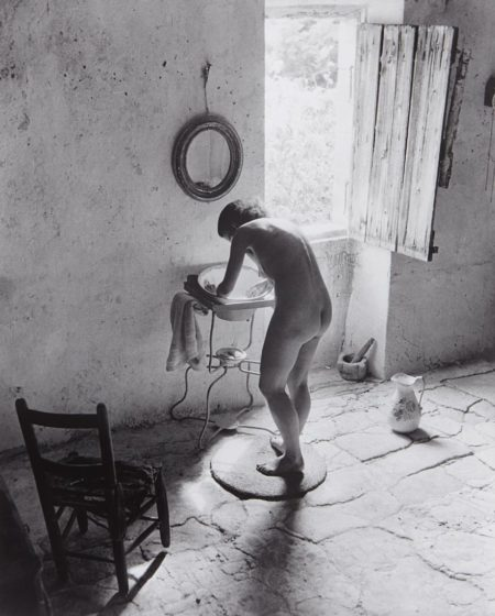 Willy Ronis-Le Nu Provencal-1949