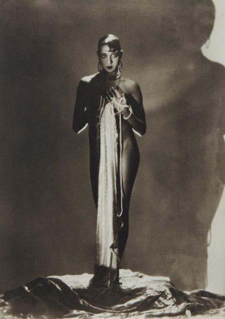 George Hoyningen-Huene-Josephine Baker, Paris-1929
