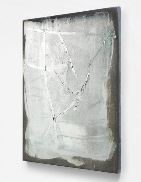 Jacob Kassay-Untitled-2008