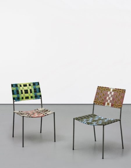 Franz West-Two Works: Onkel Stuhl (Uncle Chair)-2003