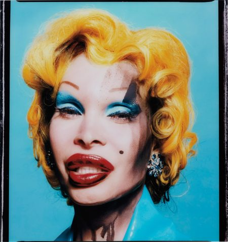 David LaChapelle-Amanda - Warhol's Marilyn-2003