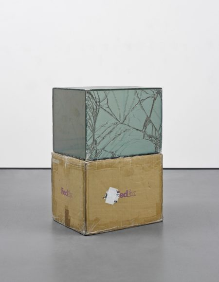 Walead Beshty-Fedex Large Kraft Box 2004 Fedex 155143, #875468976073-2011
