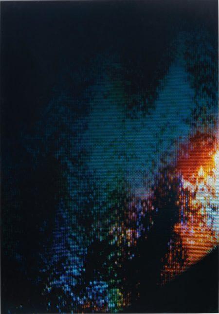 Tauba Auerbach-Static 7-2009