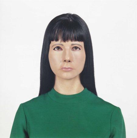 Gillian Wearing-Self Portrait-2000