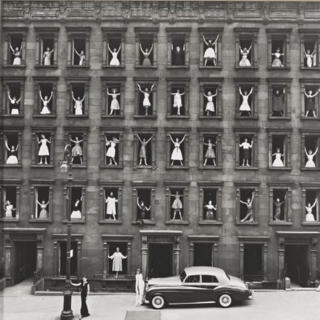 Ormond Gigli-Girls In The Windows New York City-1960