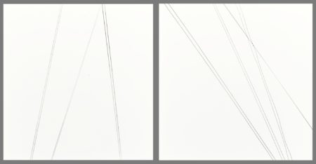 Harry Callahan-Selected Images Of Telephone Wires-1960