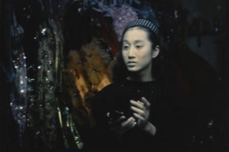 Nan Goldin-Yogo In The Mirror-1992