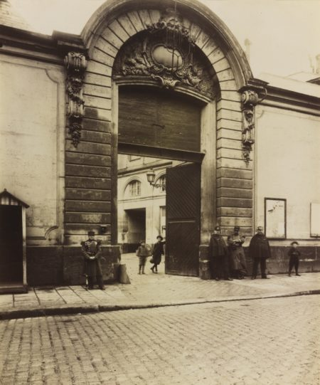 Eugene Atget-Le Cherche Midi Rue Du Cherche Midi 74-1904