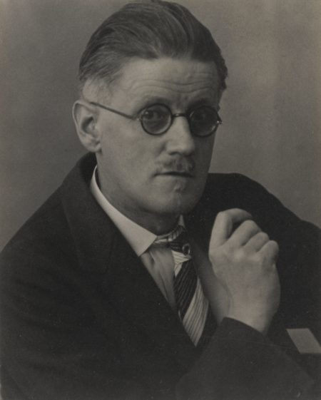 Berenice Abbott-James Joyce-1928