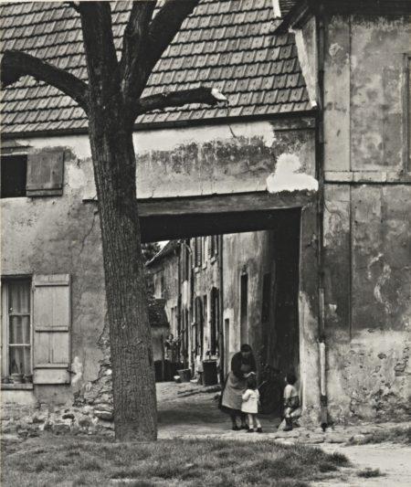 Paul Strand-Roissy Paris Environs France-1954