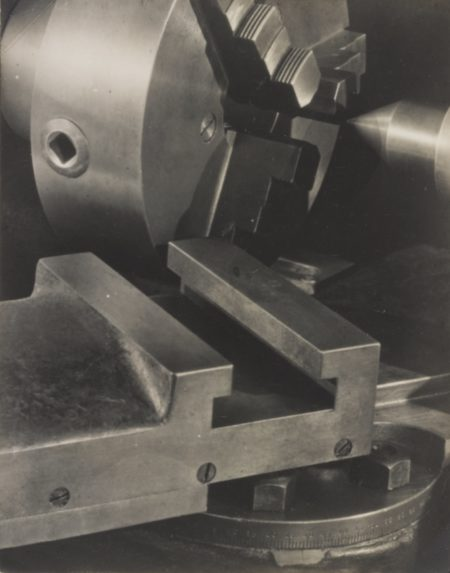 Lathe Akeley Shop New York-1923