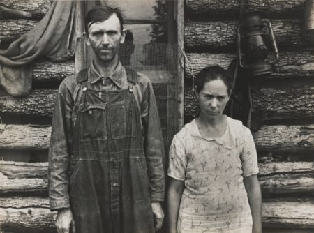 Ben Shahn-Rehabilitation Clients Boone County Arkansas-1935