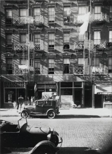 41-43 Carmine Street New York City-1934