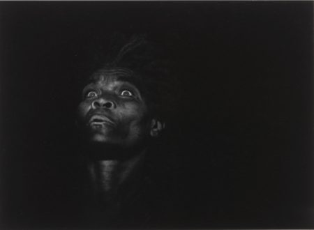 W. Eugene Smith-Mad Eyes Haiti-1958