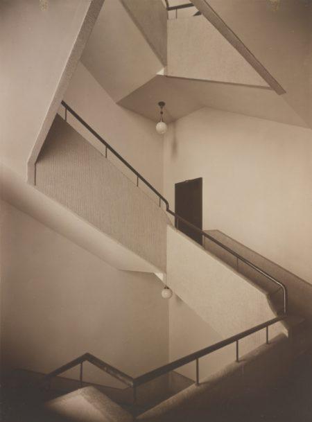 Werner Mantz-Stairwell-1929