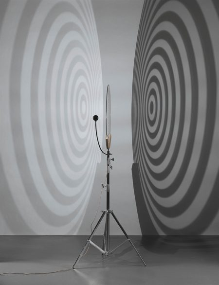 Olafur Eliasson-Shadow Projection Lamp-2004