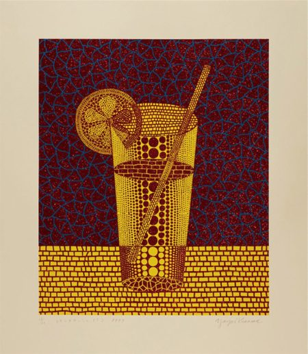 Yayoi Kusama-Lemon Squash (5)-1999