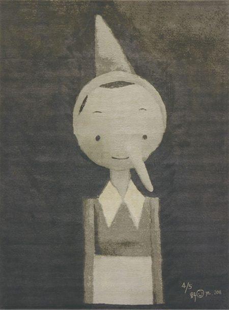 Liu Ye-Pinocchio-2016
