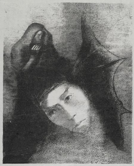 Odilon Redon-Select Images (M. 147, 151, 184)-1899
