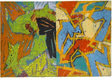 Charles Arnoldi-Untitled, 1987-1987