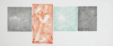 Ed Moses-Untitled; Untitled, 1980-1980