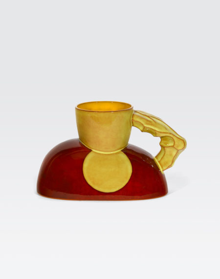 Ken Price-The Fireworm Cup (G. 1538)-1991
