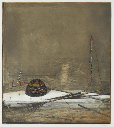 Nathan Oliveira-Western Site IV, 1978-1978