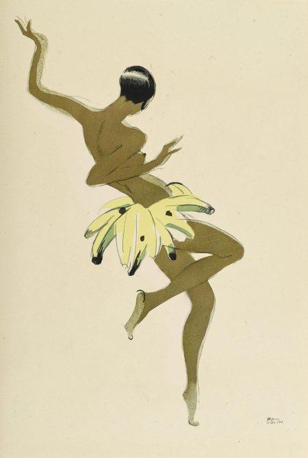Paul Colin-Le Tumulte Noir, 1927-1927