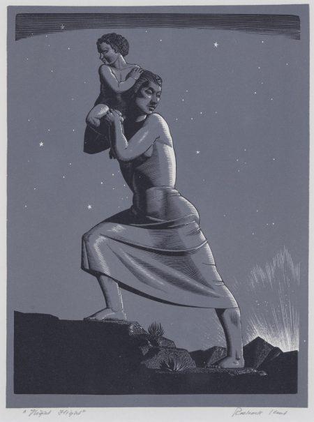 Night Flight (BJ. 132)-1940