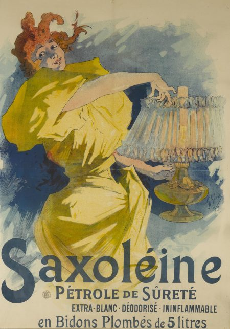 Jules Cheret-Saxoléine (B. 953)-1895