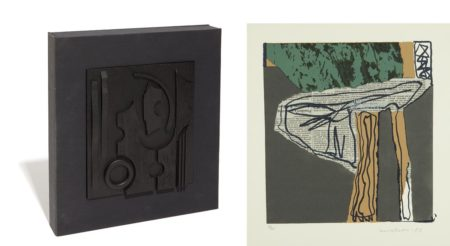 Louise Nevelson-Nevelson's World-1983