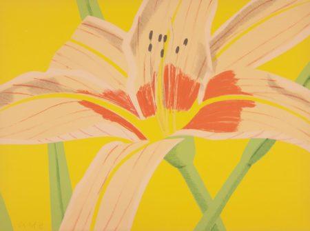 Alex Katz-Day Lily 2-1969