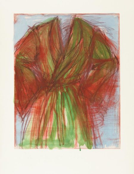Jim Dine-Printing Outdoors-1980