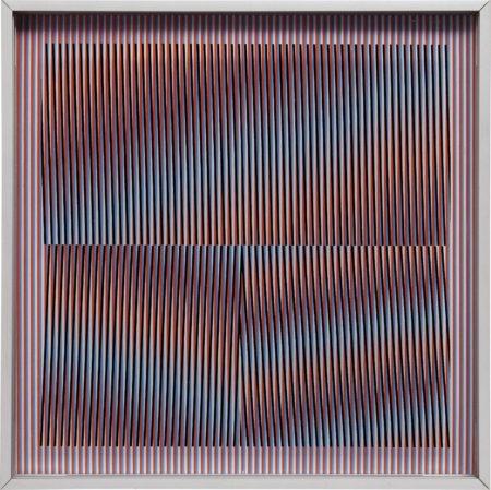 Carlos Cruz-Diez-Cromointerferencia-1978