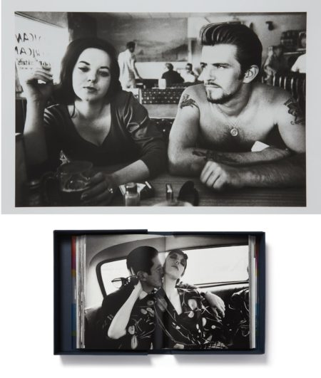 Dennis Hopper-Biker Couple-2009