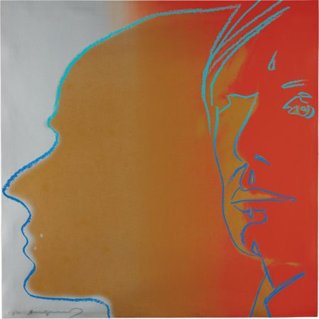 Andy Warhol-The Shadow-1981