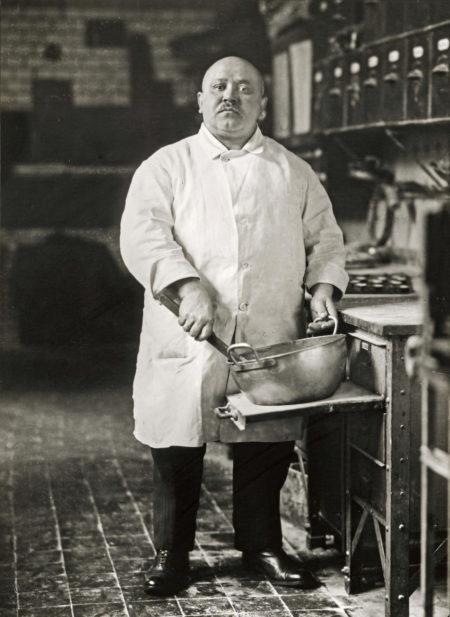 August Sander-Konditormeister (Pastry Chef)-1928