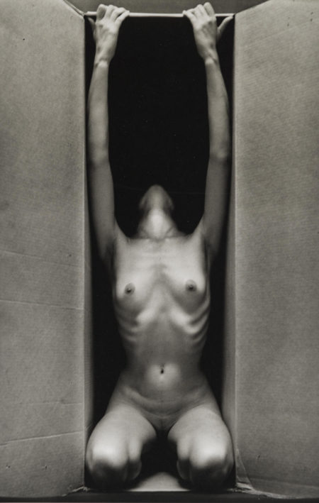 Ruth Bernhard-In the Box-Vertical-1962