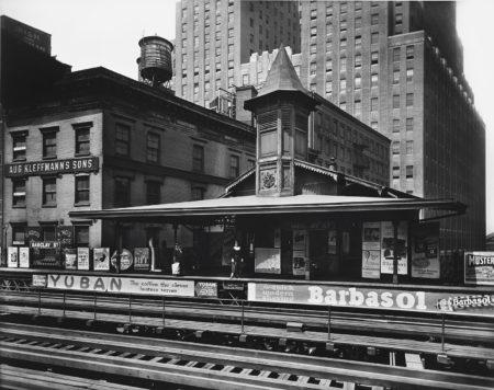 Berenice Abbott-Berenice Abbott's New York II-1979