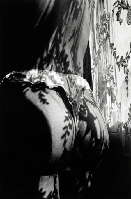 Jeanloup Sieff-Le Derrière au Soleil-1989