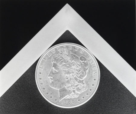 Robert Mapplethorpe-Silver Dollar-1988