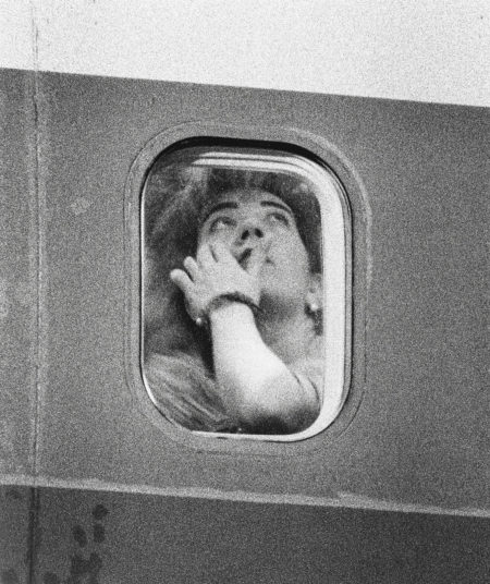 John Schabel-#3-463; #7-1747; #8-438; #12-1232, from Passengers-1995