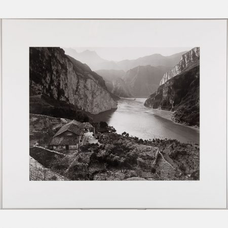 Linda Butler-Yangtze Overlook, Xiling Gorge-2000