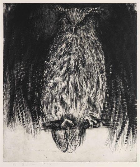 Jim Dine-Owl-1994