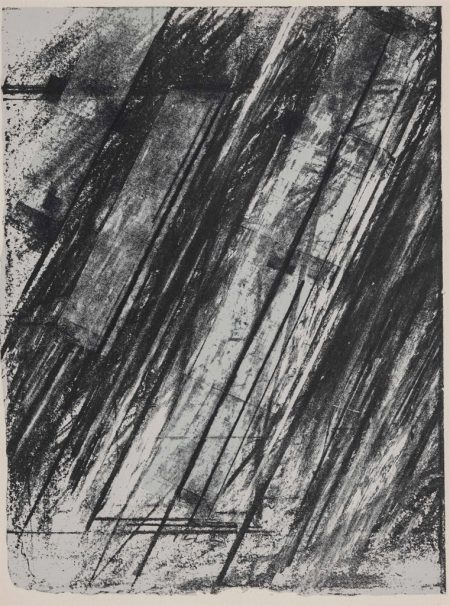 Cy Twombly-Untitled, from: The New York Collection for Stockholm portfolio (Bastian 38)-1973