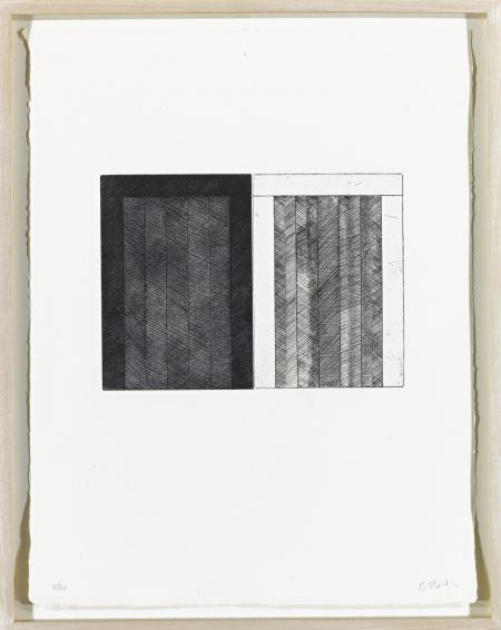 Brice Marden-12 Views For Caroline Tatyana: Four Prints (Lewison 29)-1989