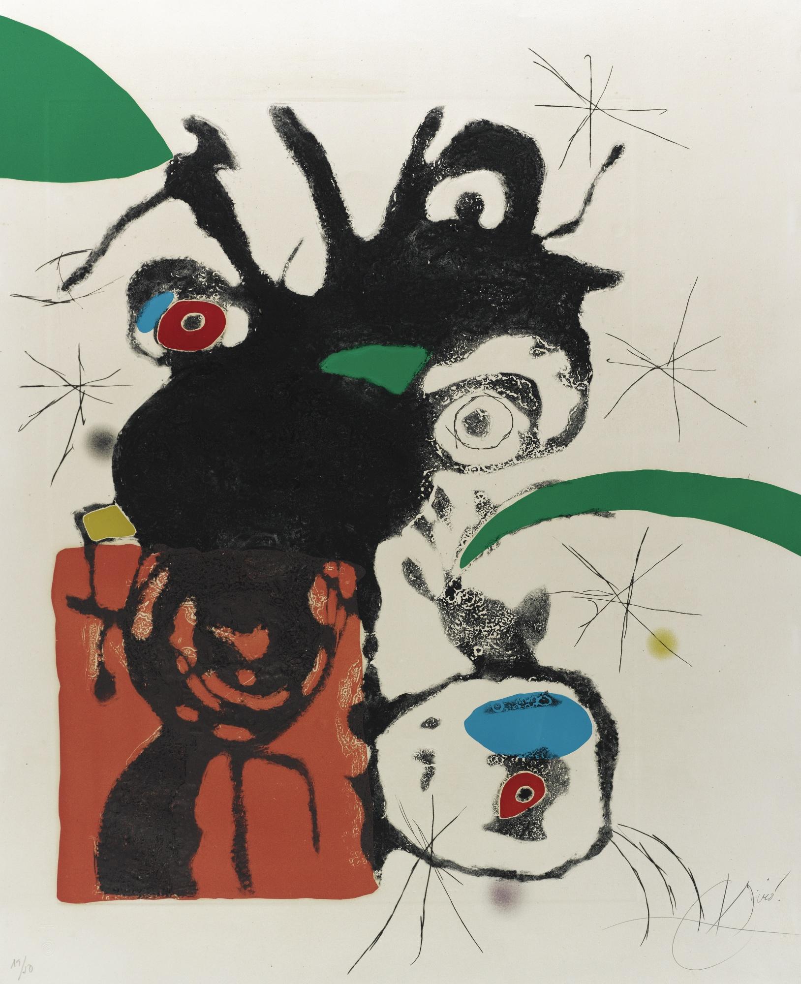 Joan Miro-Espriu - Miro(D. 873)-1975