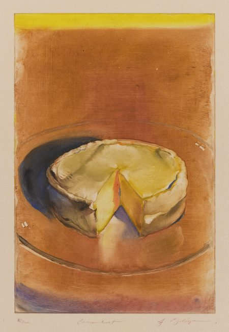 Joseph Goldyne-Camembert-1983